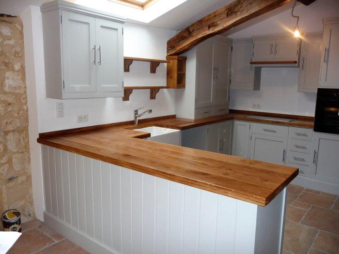 Handmade Wooden Kitchens